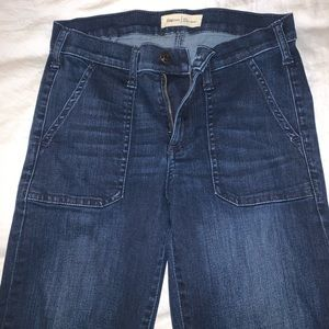 High wasted GAP jeans